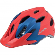 ALPINA CARAPAX JR RED KASK ROWEROWY R. 51-56 CM <is>