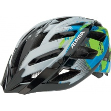 ALPINA PANOMA GREEN - kask rowerowy R. 56-59 <is>