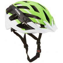 ALPINA PANOMA LE GREEN - kask rowerowy R. 52-57 <is>