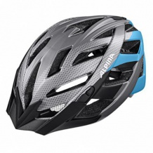 ALPINA PANOMA LE SILVER - kask rowerowy R. 52-57 <is>