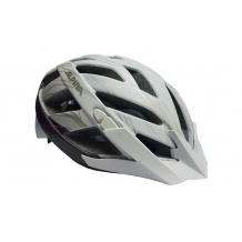 ALPINA PANOMA LE WHITE PURPLE - kask rowerowy R. 52-57 <is>
