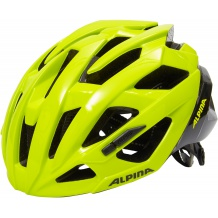 ALPINA VALPAROLA RC BE VISIBLE - kask rowerowy R. 55-59 cm <is>