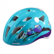 ALPINA XIMO FLASH OWL - kask rowerowy R. 47-51 cm <is>