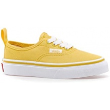 BUTY VANS AUTHENTIC ELASTIC LACE ASPEN GOLD/TRUE WHITE ROZMIAR 30,5/18CM