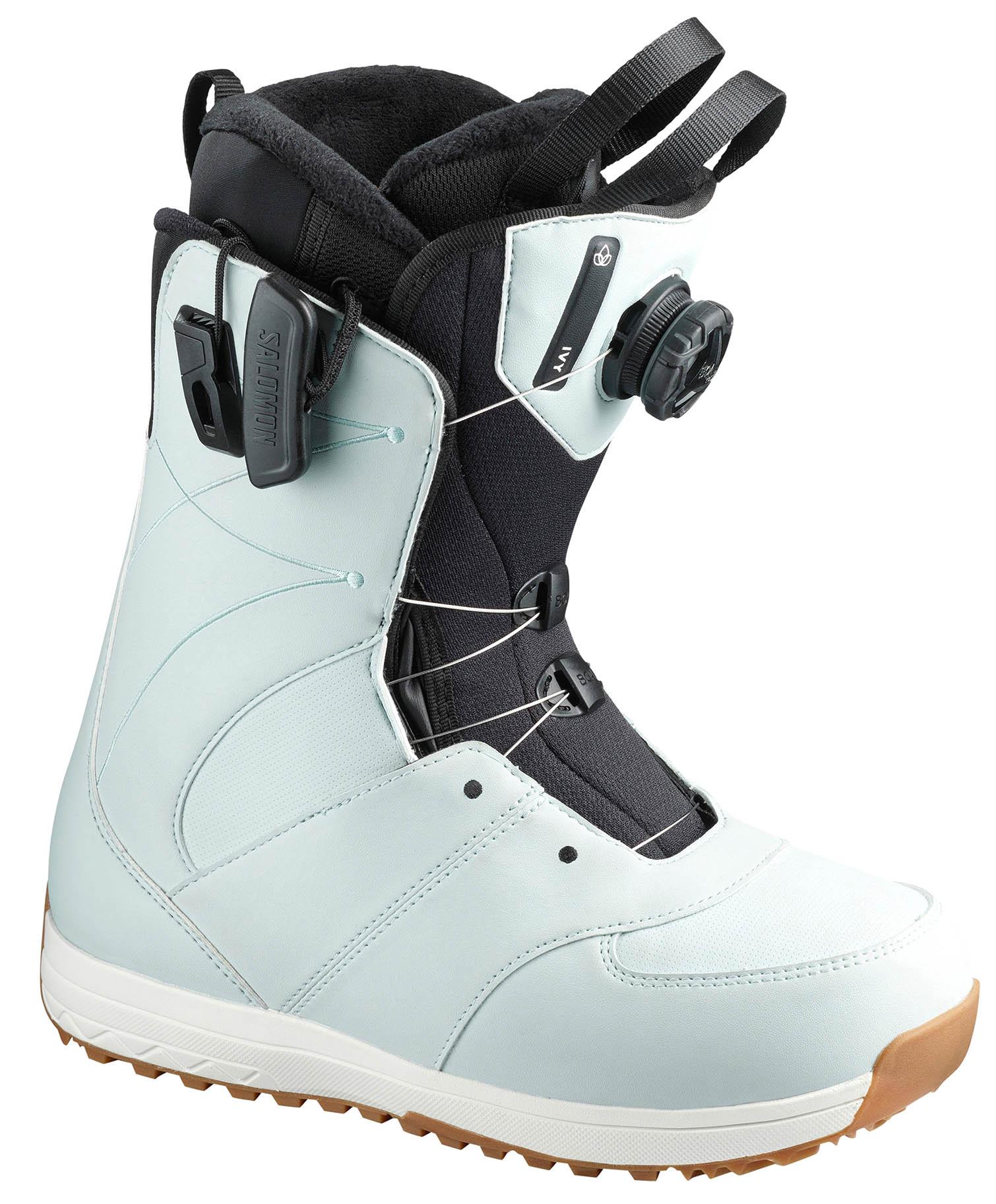 Buty snowboardowe SALOMON SCARLET r 23,5 (38) NOWE