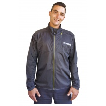 MĘSKA KURTKA SALOMON C168 WIND JACKET M ASPHALT ROZMIAR XL LIMITED EDITION