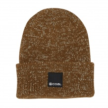 NOWA CZAPKA COAL THE BURLINGTON BEANIE LIGHT BROWN