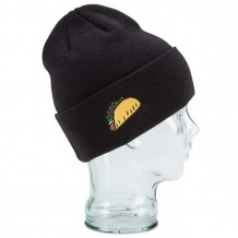 NOWA CZAPKA COAL THE CRAVE BEANIE BLACK (TACO)