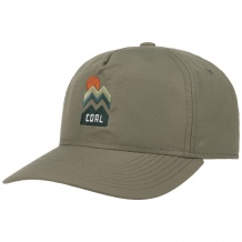 NOWA CZAPKA COAL THE DONNER CAP OLIVE ONE SIZE