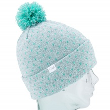 NOWA CZAPKA COAL THE DOTTIE BEANIE LIGHT GREY