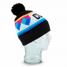 NOWA CZAPKA COAL THE DOWNHILL BEANIE BLACK