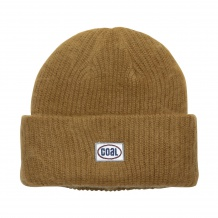 NOWA CZAPKA COAL THE EARL BEANIE LIGHT BROWN