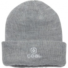 NOWA CZAPKA COAL THE MORGAN BEANIE LIGHT HEATHER GREY