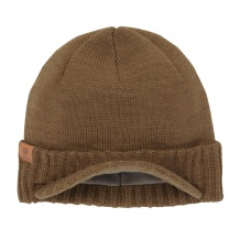 NOWA CZAPKA COAL THE ROGERS BRIM LIGHT BROWN