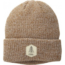 NOWA CZAPKA COAL THE SCOUT KNIT BEANIE LIGHT BROWN