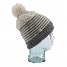 NOWA CZAPKA COAL THE SWEATER BEANIE HEATHER GREY