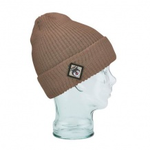 NOWA CZAPKA COAL THE WALDEN BEANIE BROWN