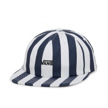NOWA CZAPKA VANS M STRIPE UNSTRUCTURED CAP DRESS BLUES ONE SIZE