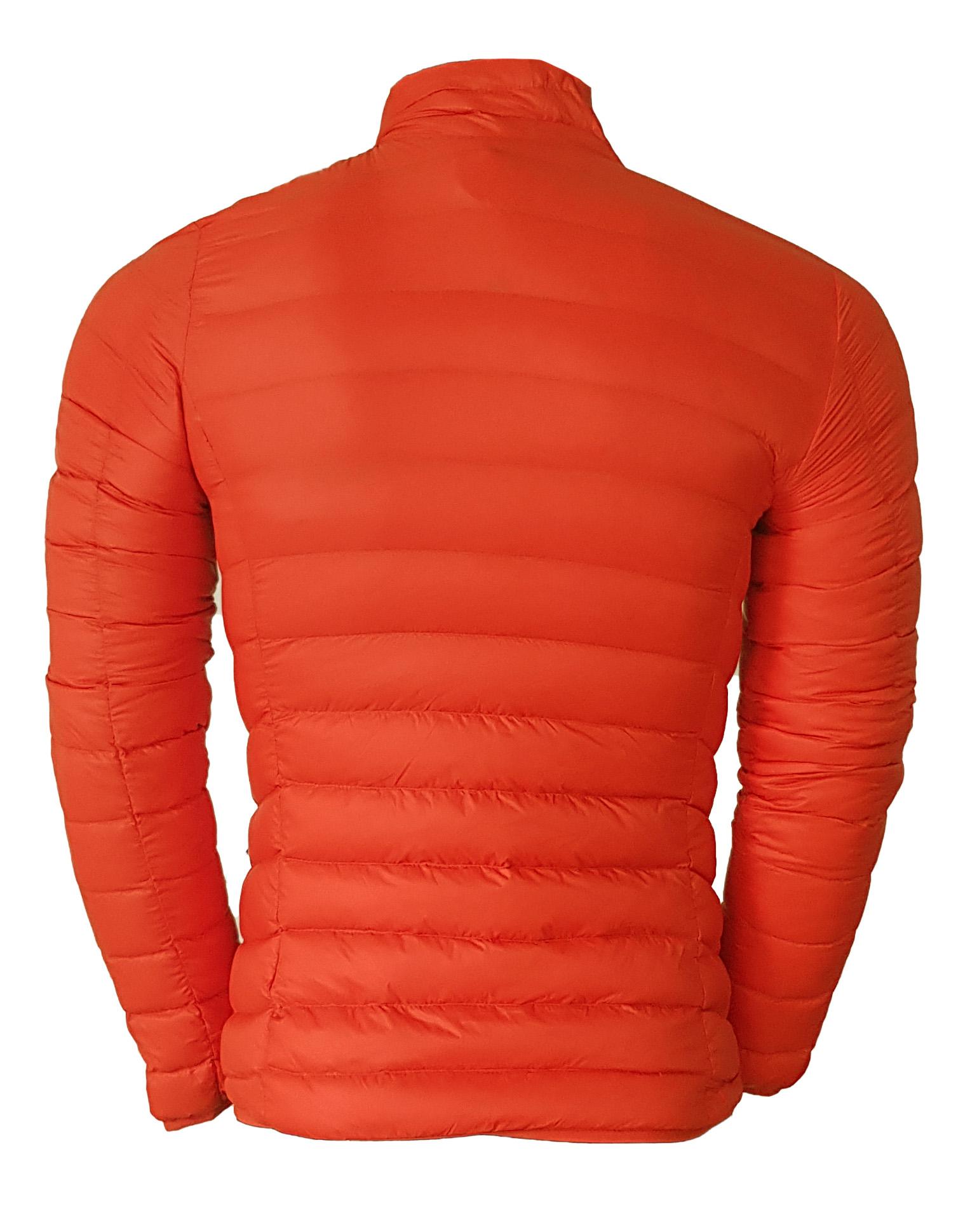 Nowa kurtka puchowa damska Grouse Creek Donald Orange