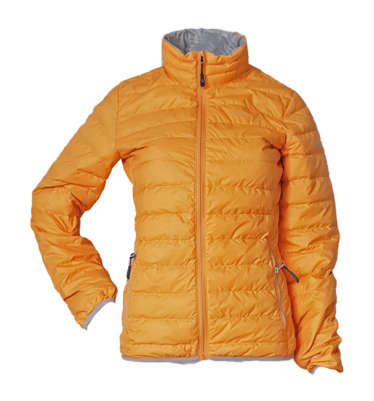 Nowa kurtka puchowa damska Grouse Creek Donald WARM APRICOT