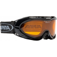 NOWE GOGLE ALPINA OPTICVISION BLACK - DL HICON S1