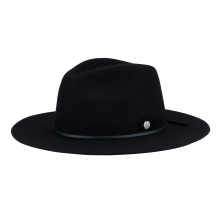 NOWY KAPELUSZ COAL THE DEX HAT BLACK ROZMIAR L