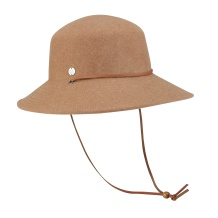 NOWY KAPELUSZ COAL THE MEADOW HAT WALNUT ONE SIZE