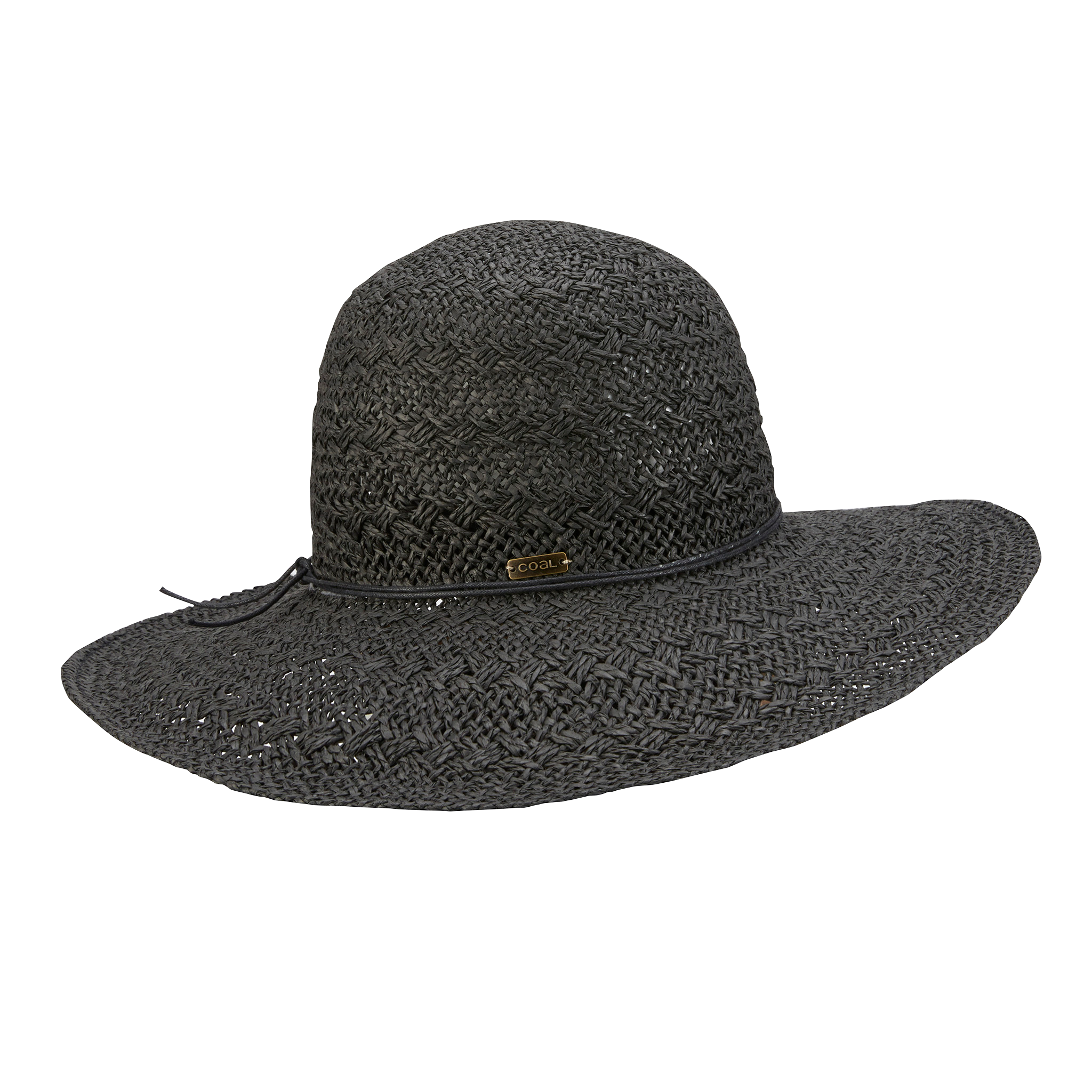 NOWY KAPELUSZ COAL THE PIPER HAT BLACK ROZMIAR S