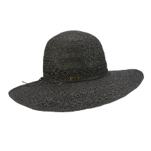 NOWY KAPELUSZ COAL THE PIPER HAT BLACK ROZMIAR M