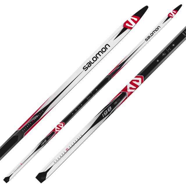 SALOMON ESCAPE 6 CLASSIC narty biegowe R. 198 cm :: Sklep