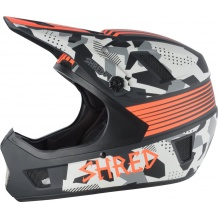 SHRED BRAIN BOX NOSHOCK TUNDRA KASK DOWNHILL MOUNTAIN BIKE 59-64 CM <is>