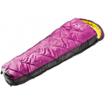 Śpiwór Black Crevice Peak Junior Pink 165x70x45cm